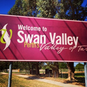 Welcome to the Swan Valley Wine Region in Perth